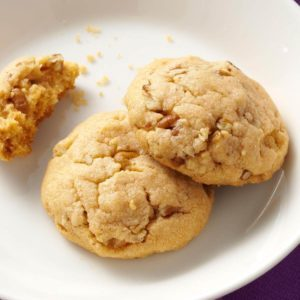 Butterscotch Pecan Cookies