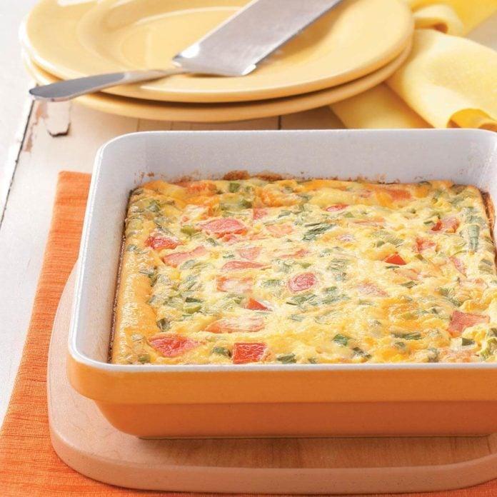 California Egg Bake