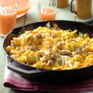 Campfire Casseroles You Can Make in the Great Outdoors