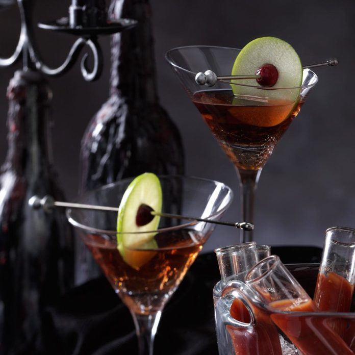 Virgo: Candy Apple Martini