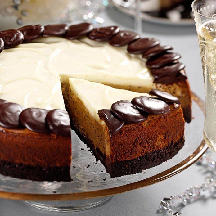 Cappuccino Cheesecake