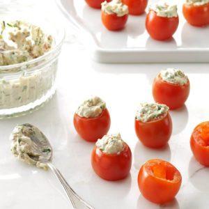 Cheery Tomato Bites