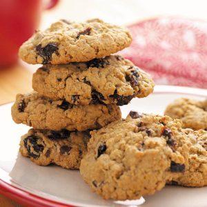 Cherry Chocolate Chip Cookies