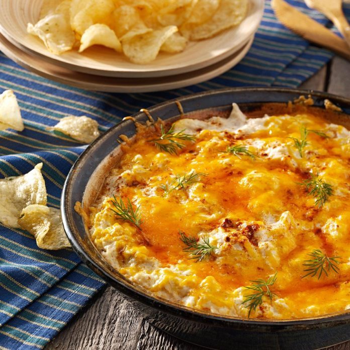 Maryland: Chesapeake Crab Dip