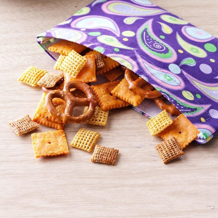 Chesapeake Snack Mix