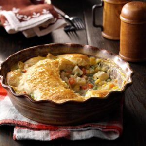 Chicken Biscuit Potpie