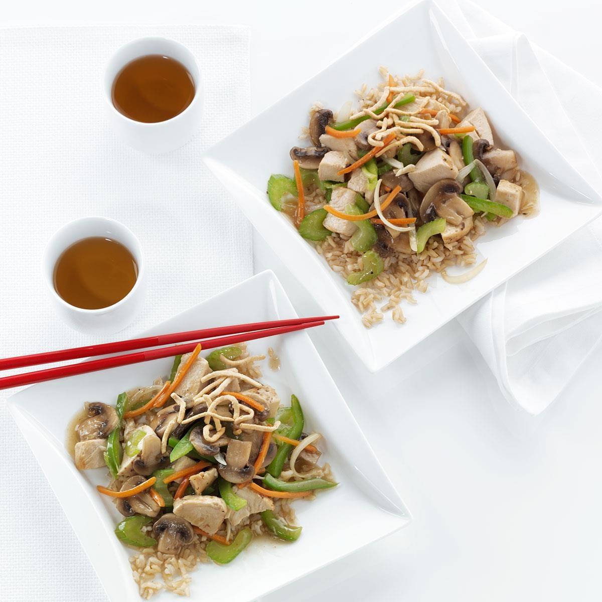 Chicken Chow Mein Recipe | Taste of Home