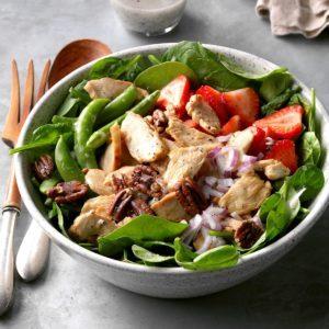 Chicken Poppy Seed Salad