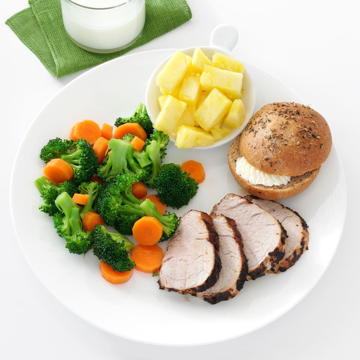 Pork Tenderloin Recipes: Chili Pork Tenderloin Recipe