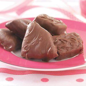 Chocolate Angel Food Candy