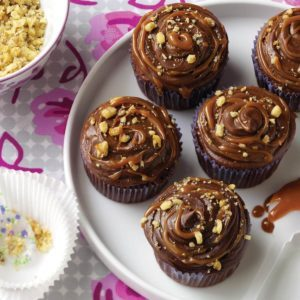 Top 24 Chocolate Cupcake Recipes