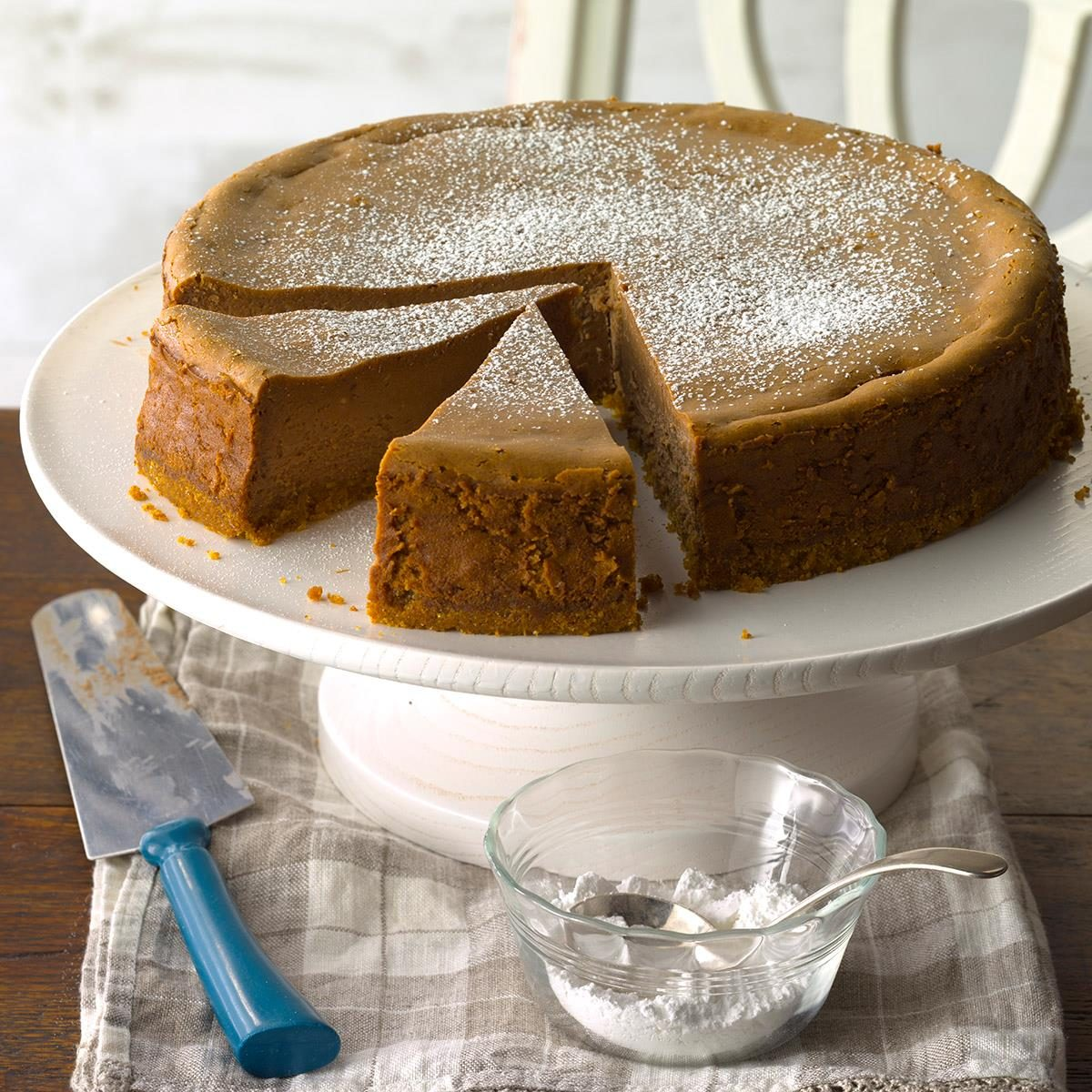 Chocolate Malt Cheesecake Recipe Taste Of Home