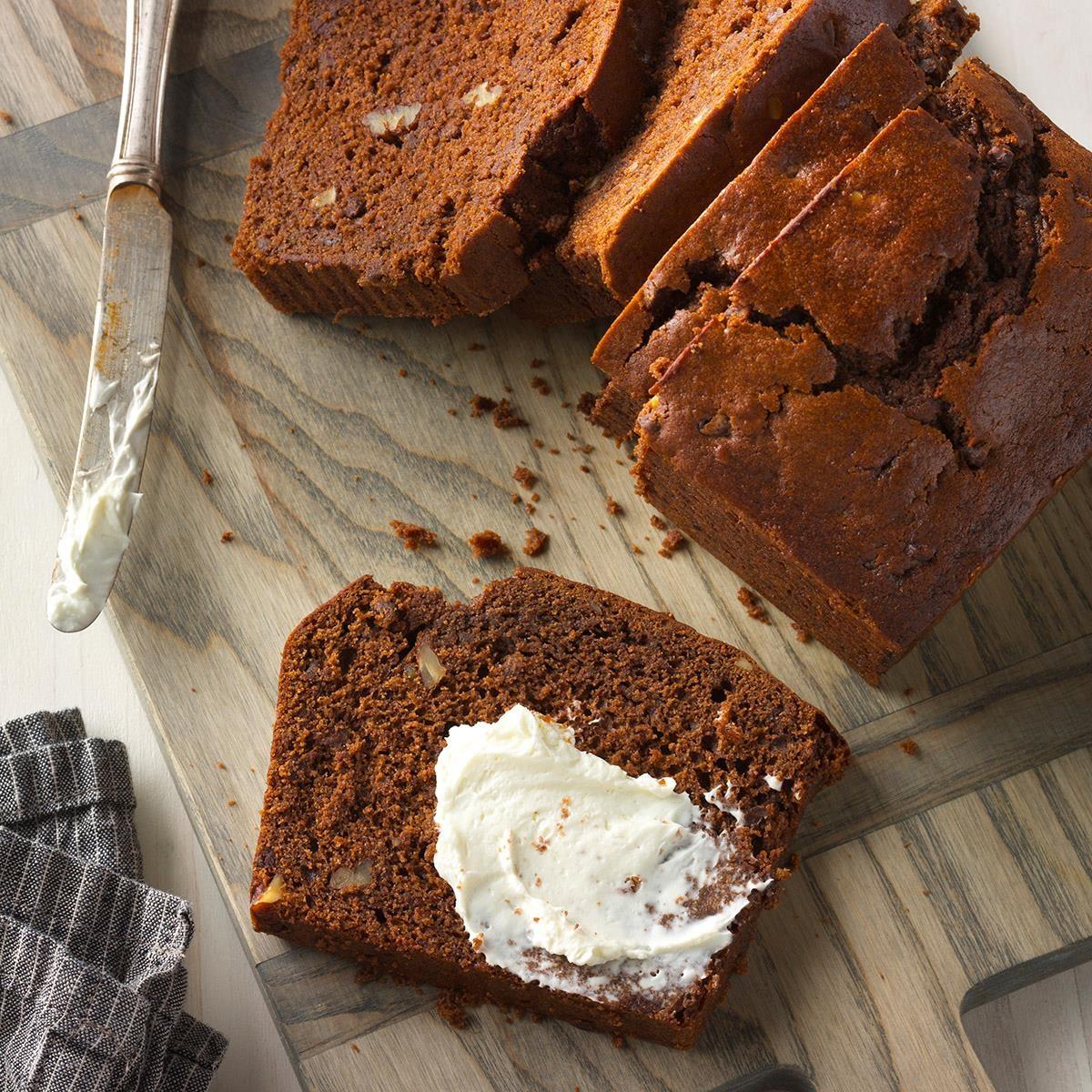 Chocolate Quick Bread Recipe | Taste of Home