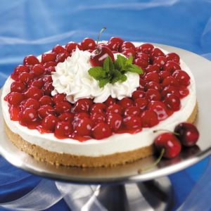 Christmas Cheesecake