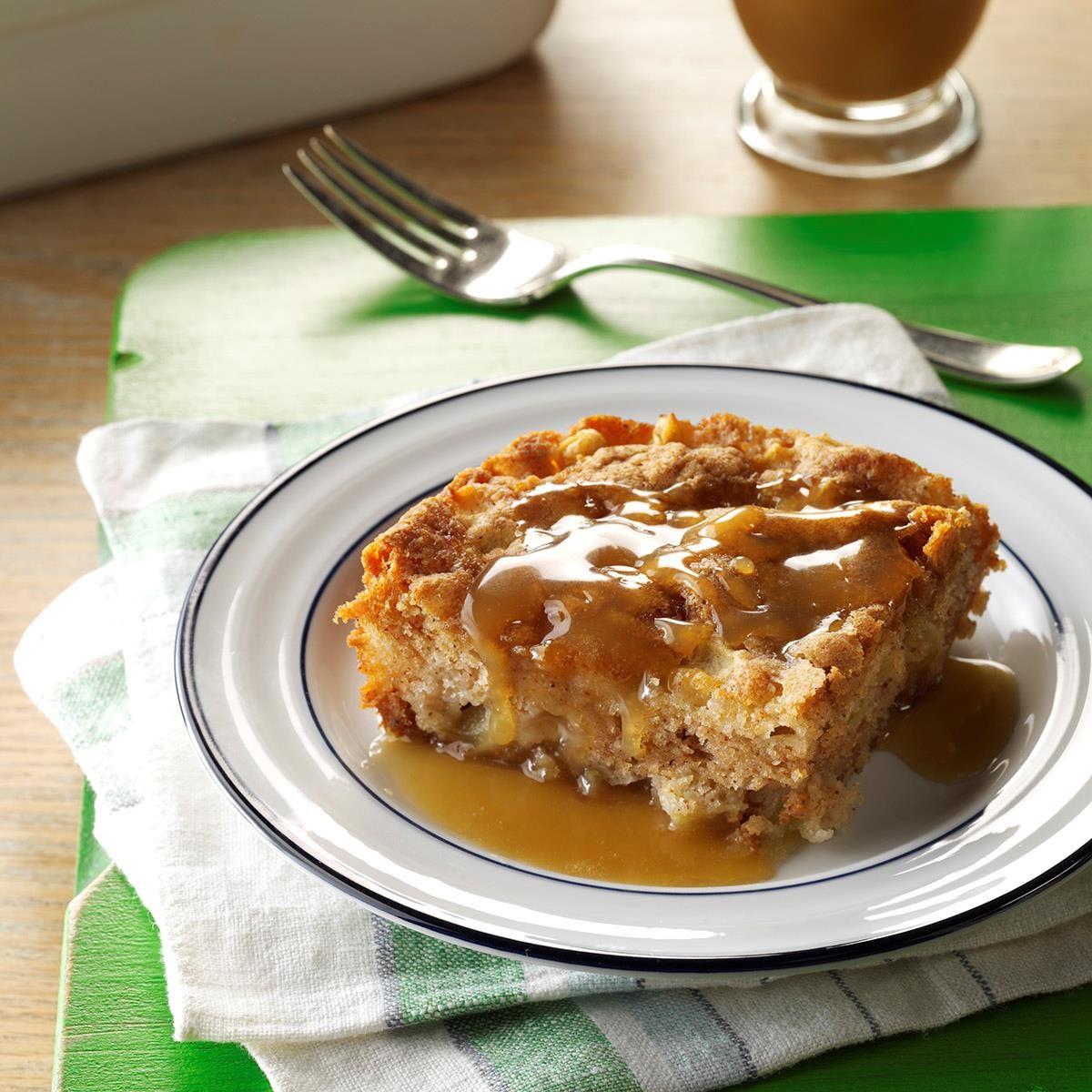 Chunky Apple Cake Recipe