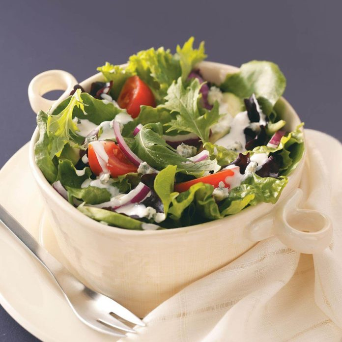 Chunky Blue Cheese Salad Dressing