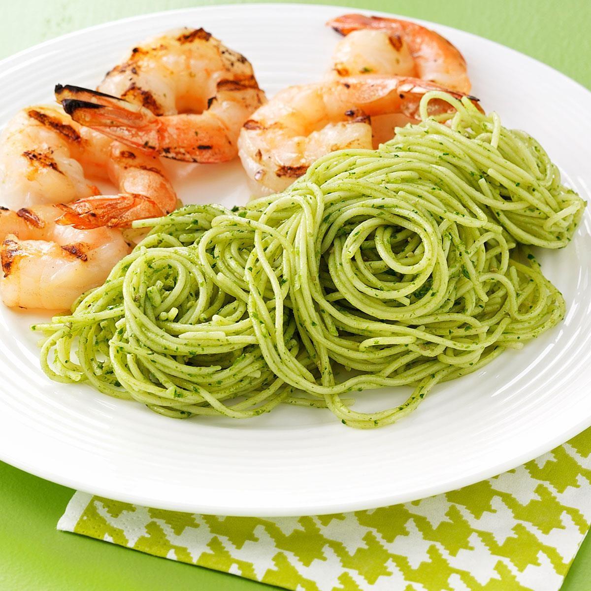 Cilantro-Pepita Pesto Recipe