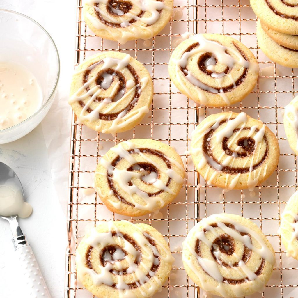 Cinnamon Cookies