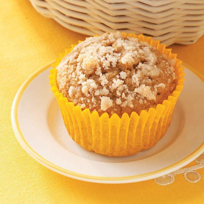 Cinnamon Crumb Muffins