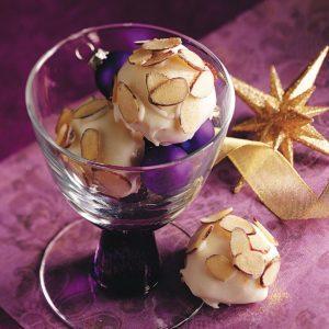 Coconut Almond Bombs