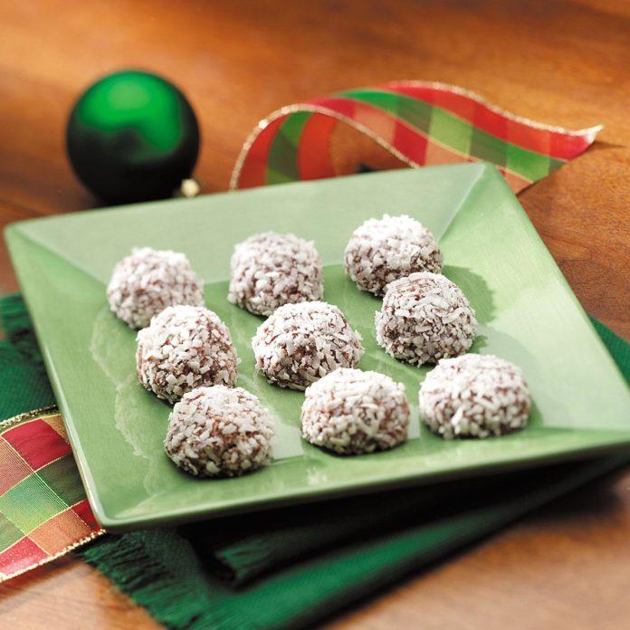 Chocolate Coconut Creams Dunmore Candy Kitchen: Coconut Chocolate Creams Recipe