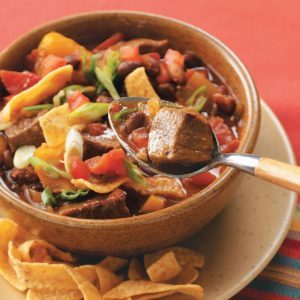 Colorado Lamb Chili