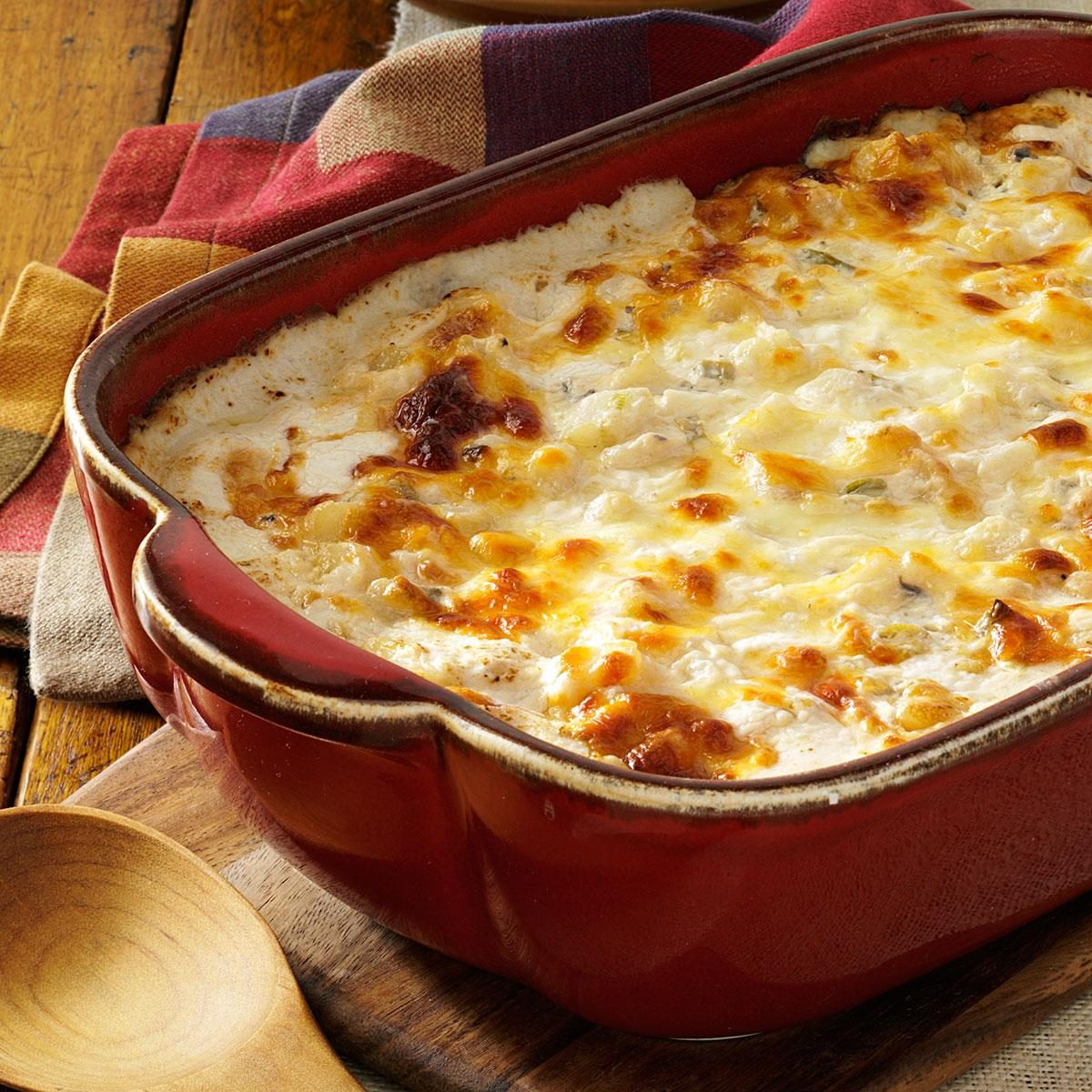 Comforting Potato Casserole