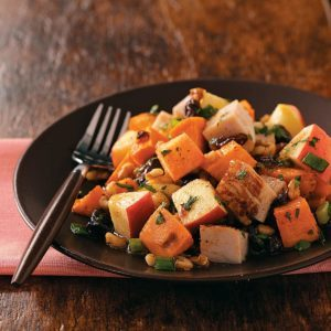 Contest-Winning Fall Harvest Salad