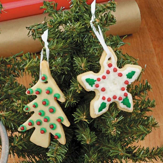 Cookie Ornaments