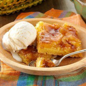 Country Apple Dessert