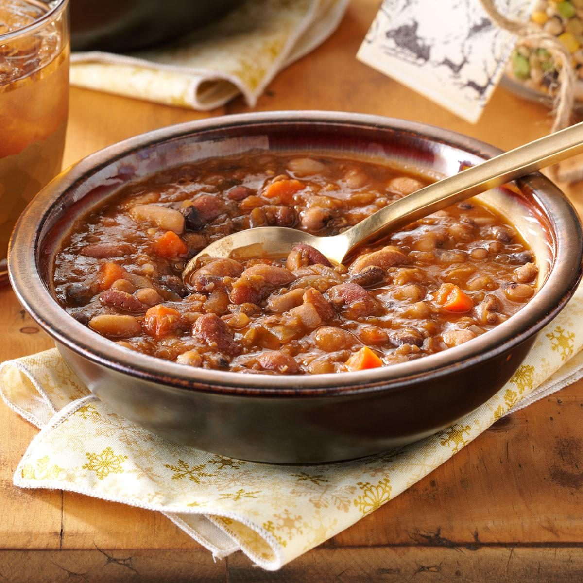 Country Bean Soup Recipe