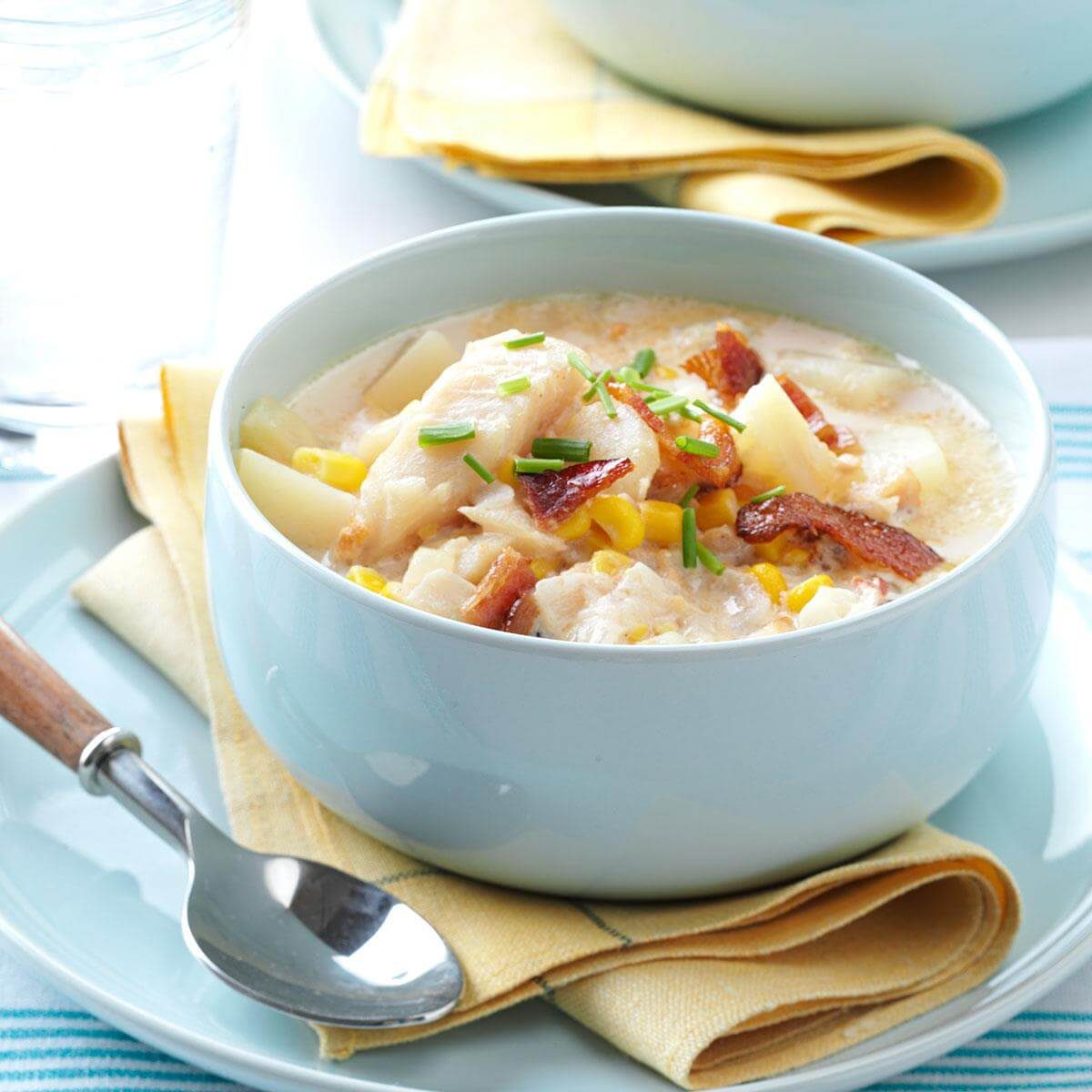 Country Fish Chowder Recipe | Taste of Home