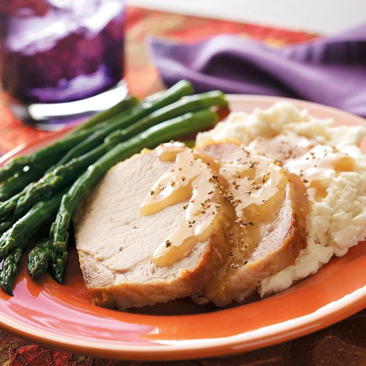 Country Style Pork Loin Taste Of Home