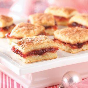 Cranberry Cobblescones