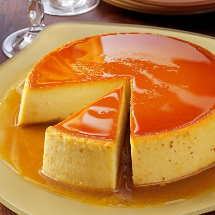 Flan Chocolate Cake Food Network