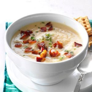Creamy Root Veggie Soup