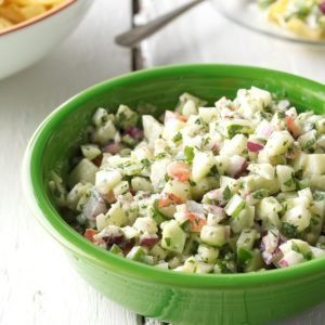 37 Potluck Recipes for Cucumber Lovers