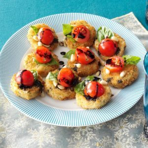 Crispy Goat Cheese Appetizers