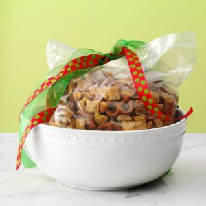 Crunchy Party Mix