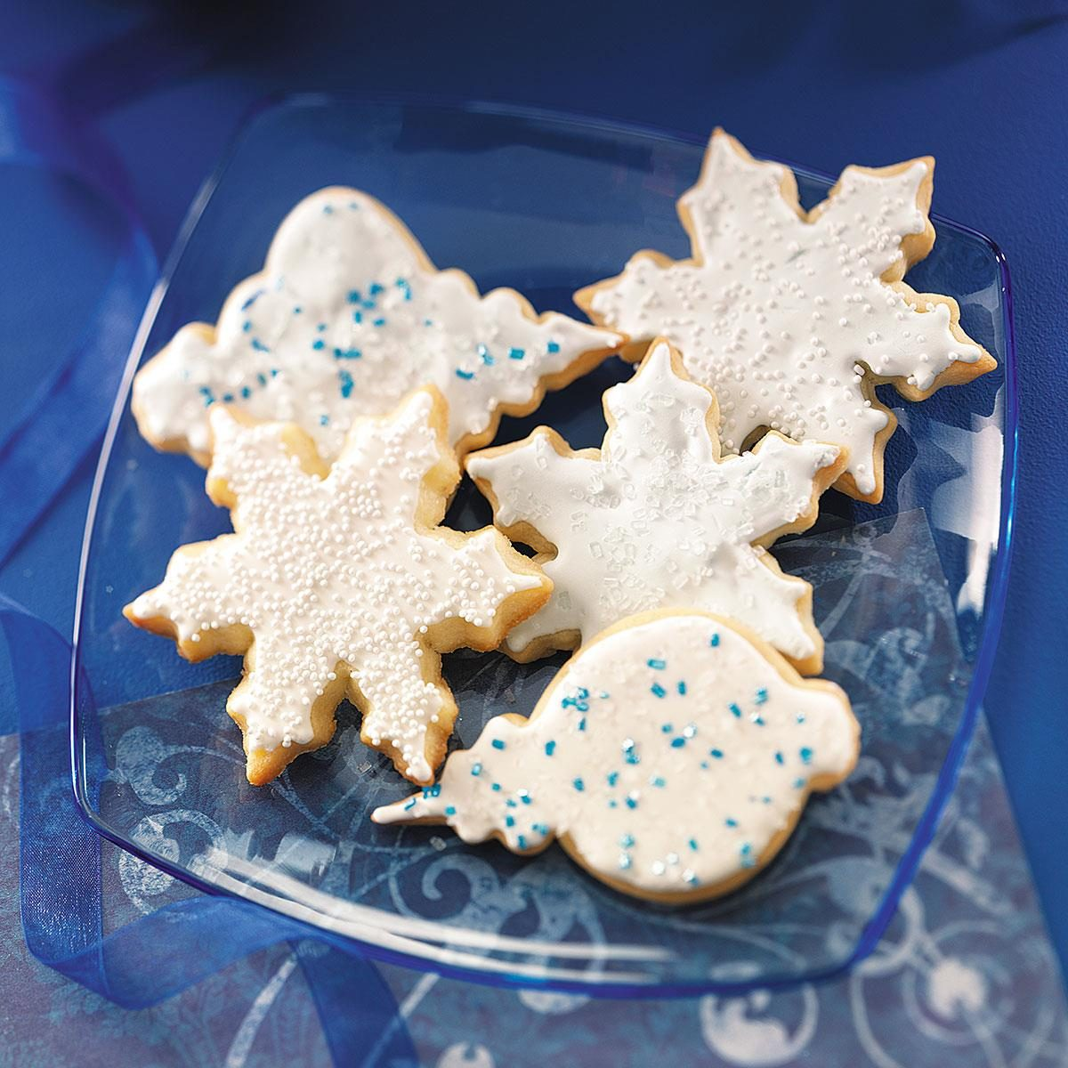 Best Christmas Cookie Recipes.Daria S Best Ever Sugar Cookies
