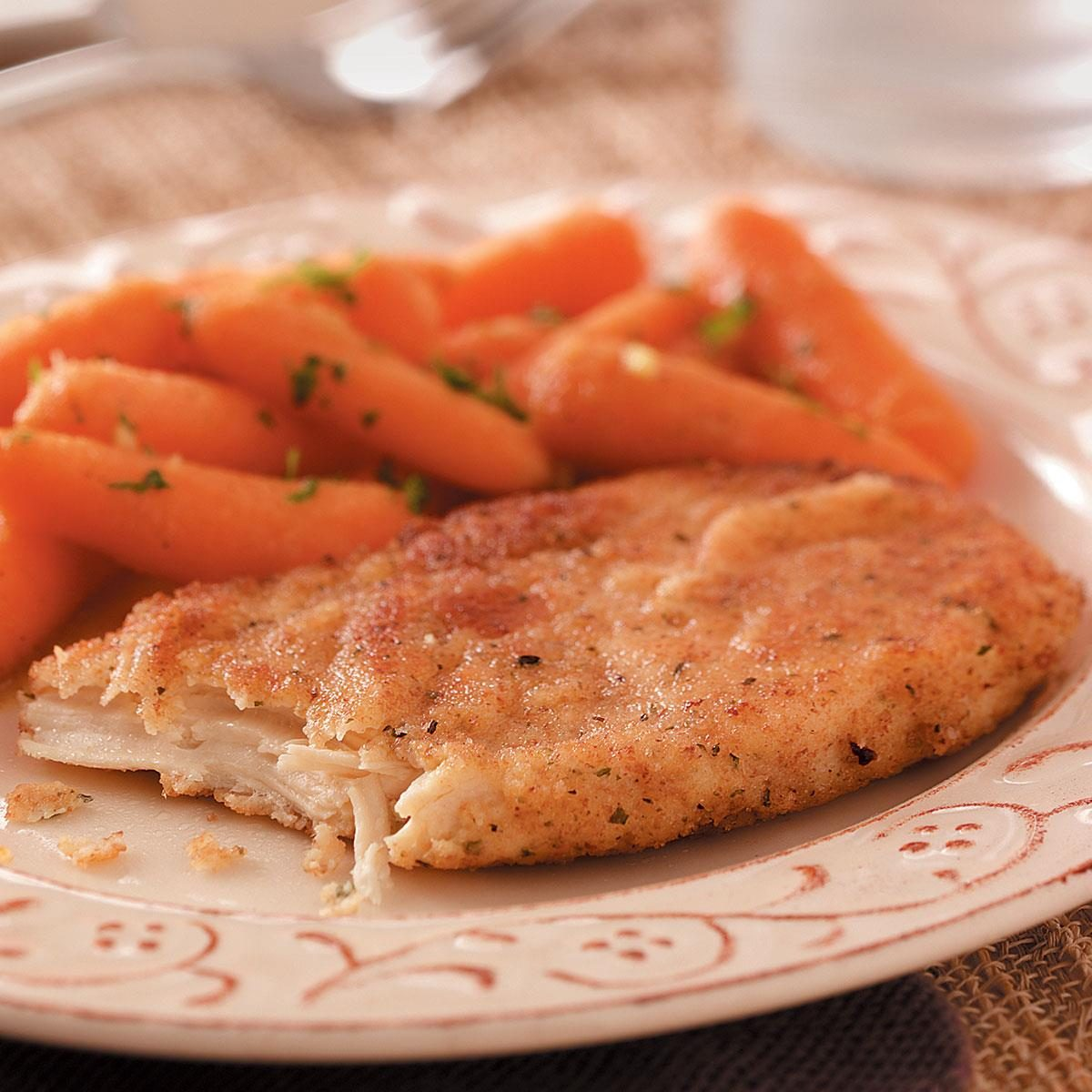 Dijon Crumb Chicken