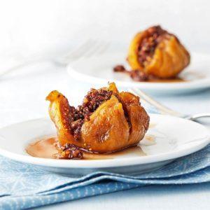 Double-Nut Stuffed Figs