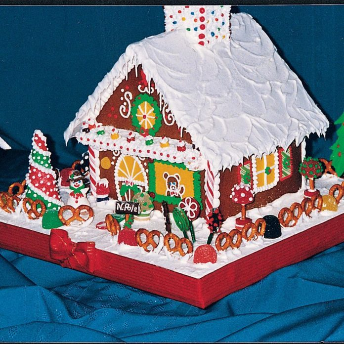 Gingerbread House Recipe Taste Of Home