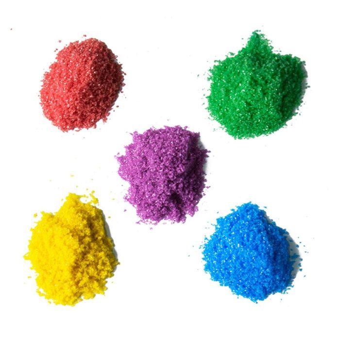 DIY Colored Sugar