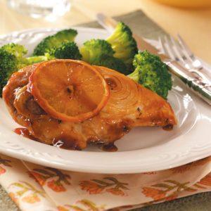 Delicious Orange Chicken