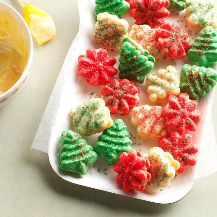 Little Butter Cookie Sandwiches