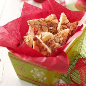 Easy Almond Bars