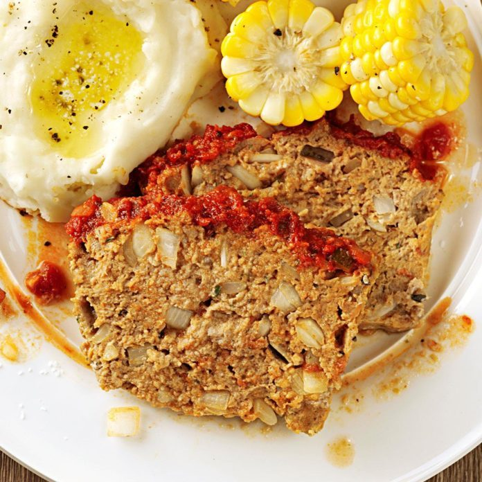 Easy Breezy Turkey Loaf