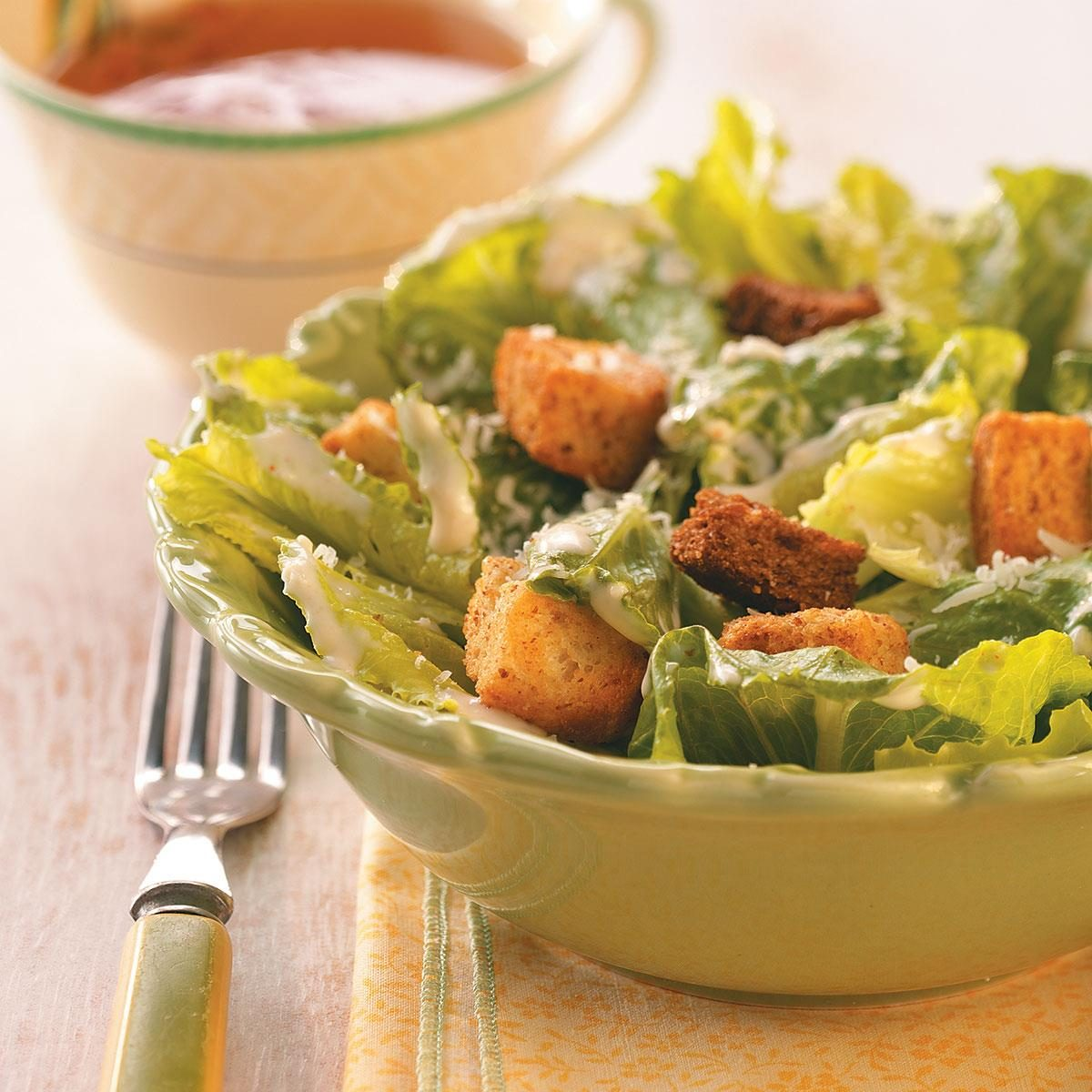 Easy Caesar Salad Recipe | Taste of Home