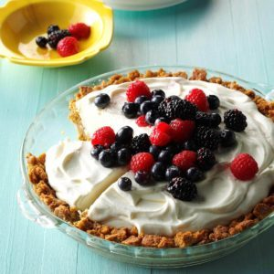 Easy Cream Pie
